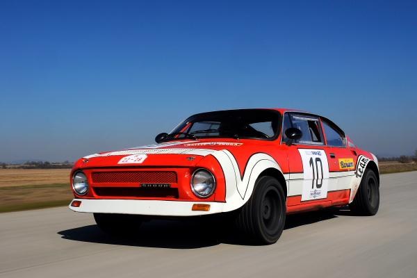 40 éves a Skoda Rally Sport