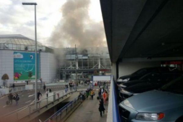 A brüsszeli támadás képekben