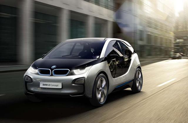 Íme: a BMW elektromos minicápája