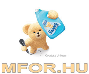 Coccolino maci (Snuggle the Bear)