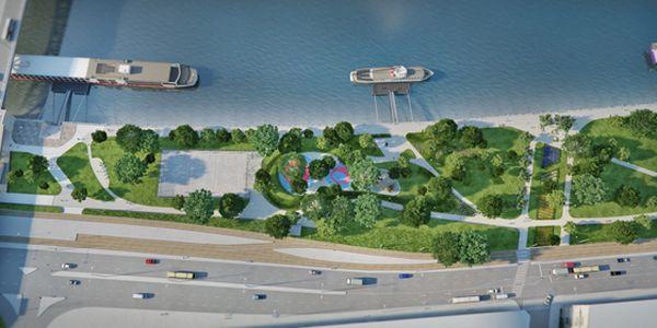 Így újul meg a pesti Duna-part