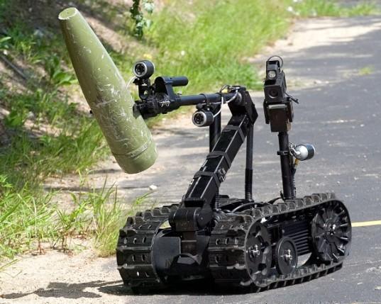 Játékkonzollal irányított robotok a sérült atomerőműben