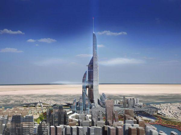 Ez lehet a világ legmagasabb épülete