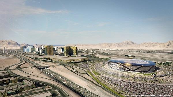 Egy oázisra hasonlít a Raiders majdani stadionja