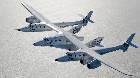 Másodjára az űrben a SpaceShipTwo!