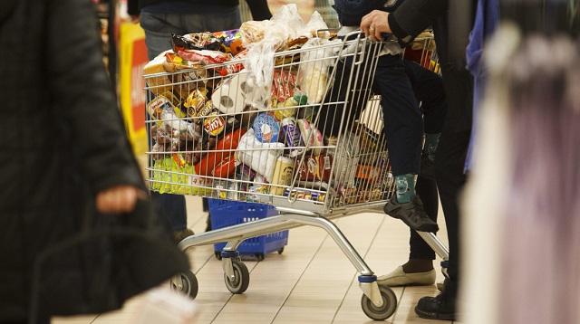 Lelkesen fosztogattuk tovább a boltokat novemberben