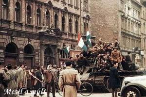 60 éve volt a magyar forradalom és szabadságharc