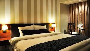 Szoba az ománi hotelben