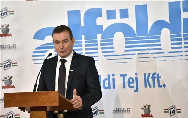 Alföldi Tej: 12 milliárdos beruházás Debrecenben