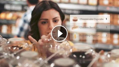 Videó: Nagyon durva az Amazon jövőre megnyíló szupermarketje