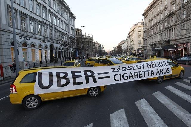 Még mindig rengeteg a taxishiéna