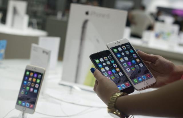 Rekordmagasságban az Apple árfolyama