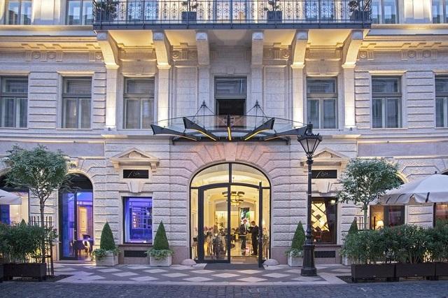 Budapesti szálloda lett a világ legjobbja