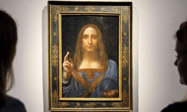 "119 milliárd forintért kelt el Leonardo ""férfi Mona Lisája"""