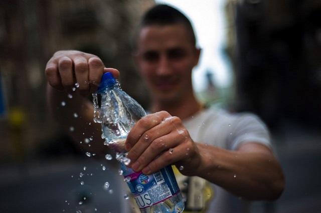 Ásványvíz-nyakalásban már az európai élbolyban vagyunk