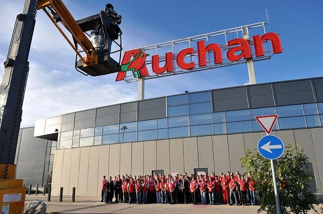 Béremelés jön az Auchannál