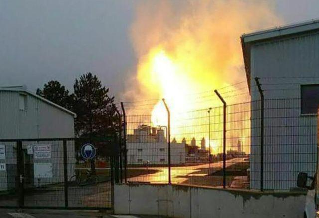 Hatalmas gázrobbanás volt Ausztriában