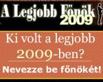 Keressük 2009 Legjobb Főnökét