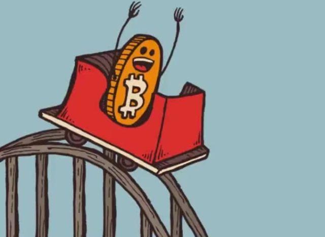 Megizzasztja még a befektetőket a Bitcoin