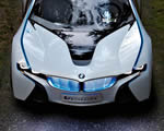 BMW Vision - a hibrid ragadozó