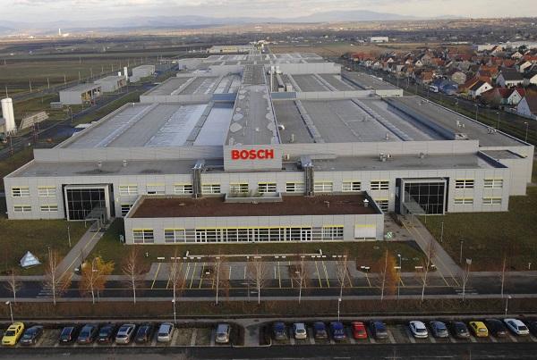 A Bosch lesz a legtöbb embert foglalkoztató külföldi cég Magyarországon
