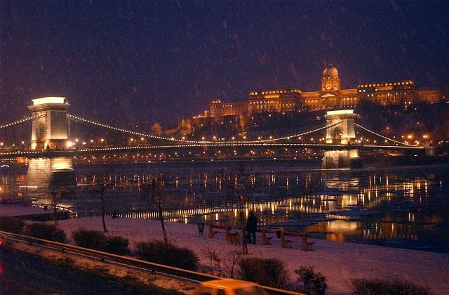Az angolok és az oroszok is nagyon megszerették Budapestet