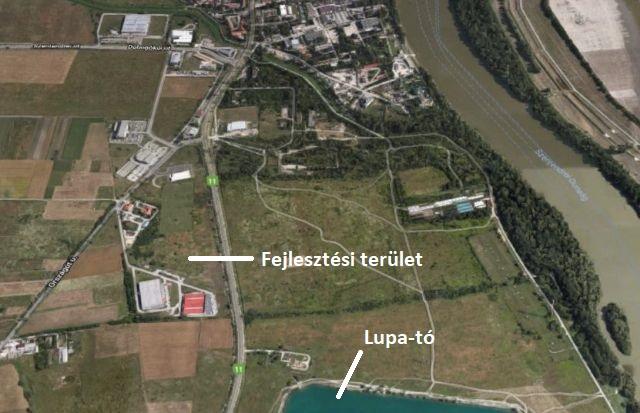6 milliárdos kosárcsarnok épülhet Szentendre ipari pusztájába