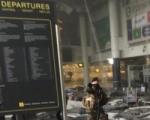 Robbanások voltak a brüsszeli reptéren!