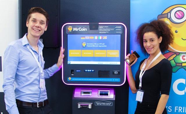Bitcoin ATM-et üzemeltek be Mosonmagyaróváron