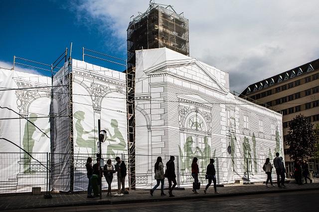 Galéria és cukrászda is lesz Matolcsyék új Várkert Kaszinójában