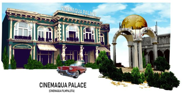 """Gigantikus mozipark épül Seszták városában - """"egzotikus szegénynegyed"""" is lesz"""