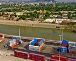 Újjászületik hazánk legnagyobb folyami kikötője