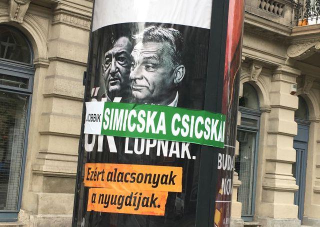 Minden bizonnyal a Jobbik plakátkampányára adott válasz a törványjavaslat