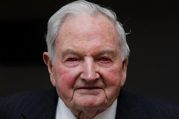 101 éves volt a legendás üzletember unokája