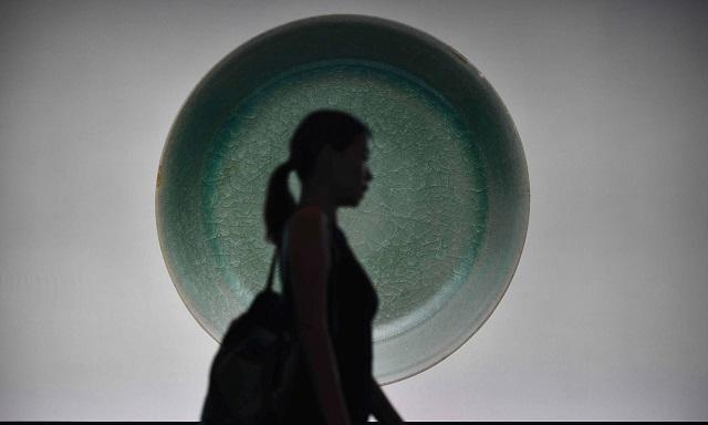 10 milliárd forintért kelt el egy ezeréves kínai tál