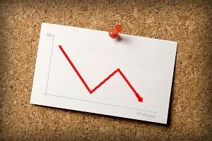 A hitelállományunk nem csökkent, a betéteké viszont igen