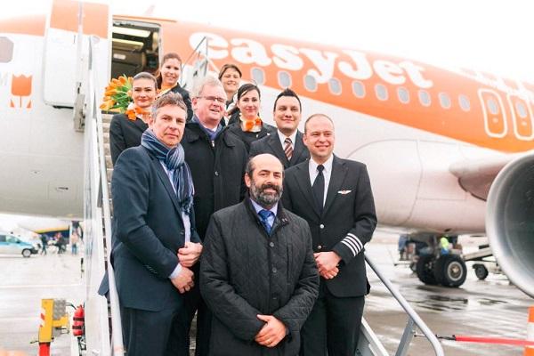 Mától Budapestről Amszterdamba is repül az easyJet