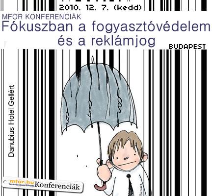Fókuszban a fogyasztóvédelem és a reklámjog -