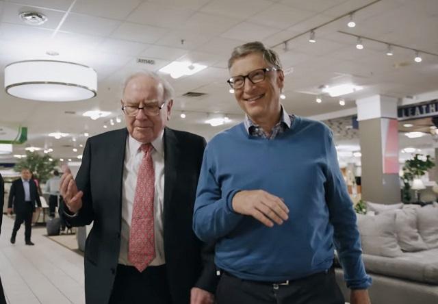 Bill Gates és Warren Buffet elmondja a tuti receptet a pénzszerzésre