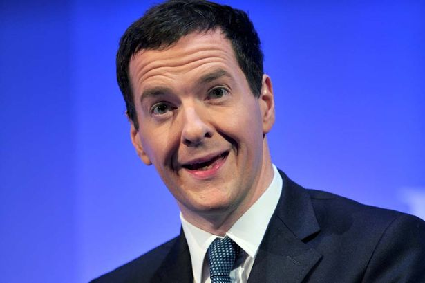 George Osborne. Bejött az élet a volt kormánytagnak