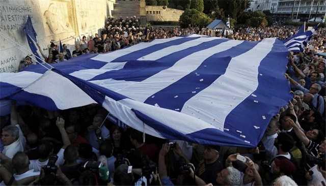 Sztrájkol egész Görögország