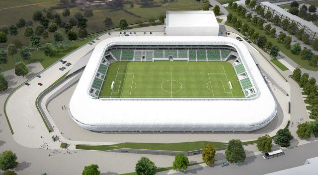 Évi 75 millióért használhatja új 13 milliárdos stadionját a Haladás