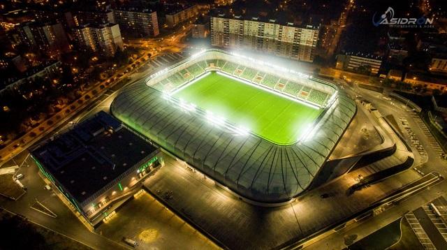 November 8-án adják át a 15,2 milliárdos szombathelyi Haladás Sportkomplexumot