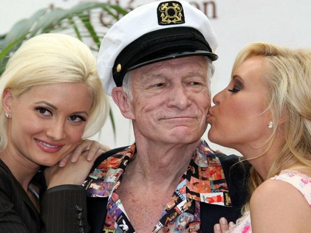 Meghalt Hugh Hefner, a Playboy alapítója