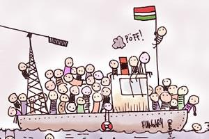 Nem fér több devizahiteles a magyar mentőhajóra