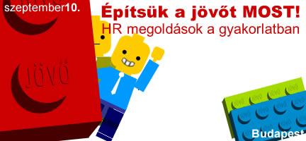 Mfor HR Konferencia - Építsük a jövőt MOST! HR-megoldások a gyakorlatban