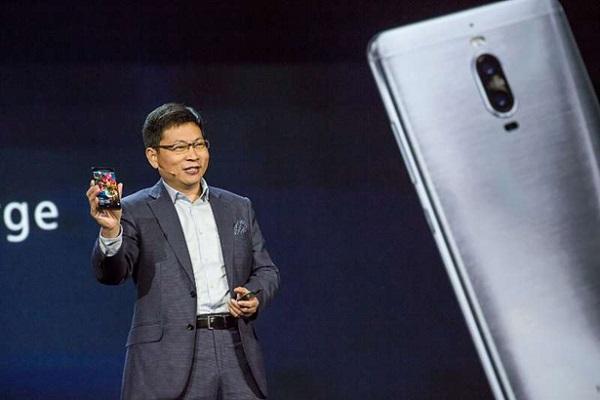 Yu Chengdong, a Huawei vezérigazgatója
