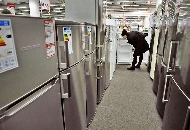 Fél napig tartott Nyugat-Dunántúlon a hűtőcsere program