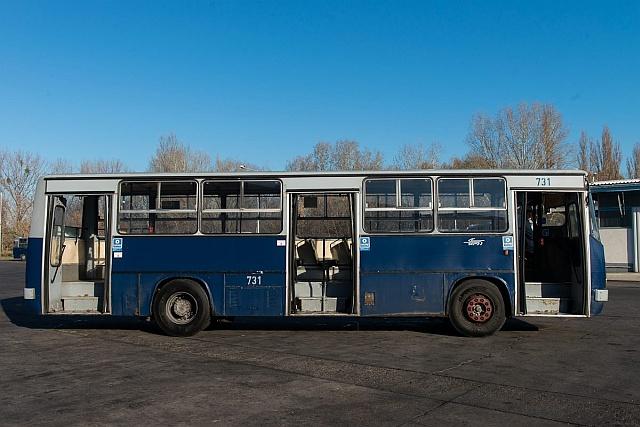 Kohószökevény ősbuszokat is bevet a BKV a 3-as metró pótlásakor