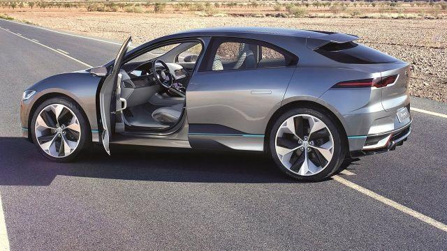 Forradalmi változást tervez a Jaguar